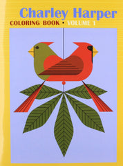 Charley Harper Colouring Book, Vol. 1