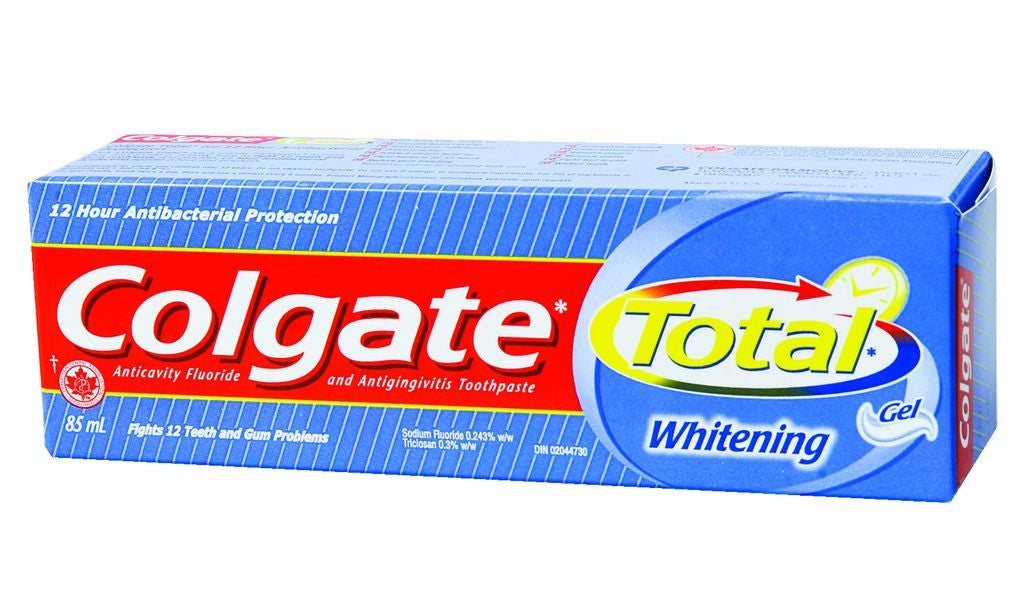 Colgate Total ToothPaste: Clean Mint Flavour (70mL)