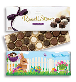 Russell Stover Easter Truffles