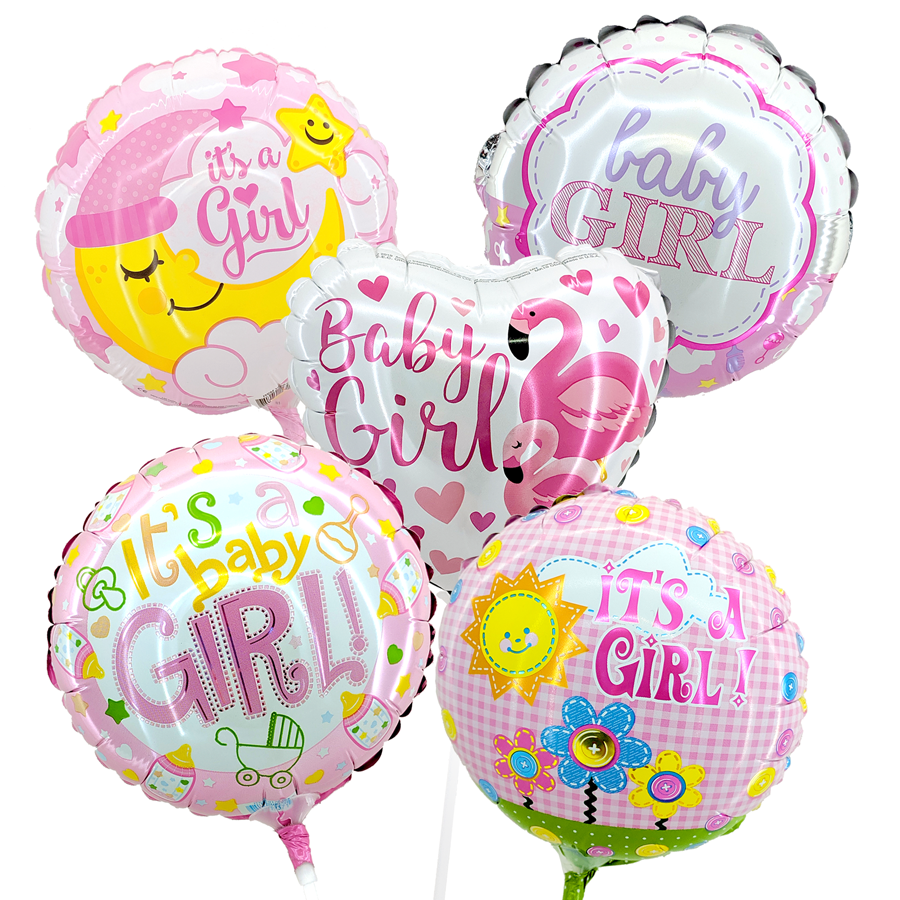 Balloon - Baby Girl