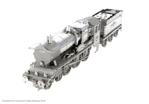 Hogwarts Express - 3D Metal Model Kit