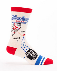Blue Q - Hockey Men's Socks
