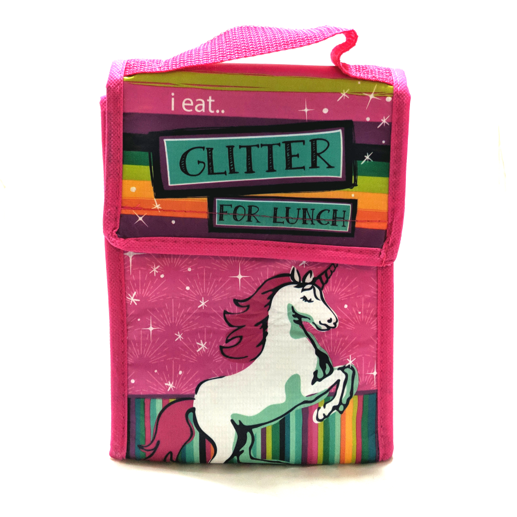 I Eat Glitter Lunch Bag