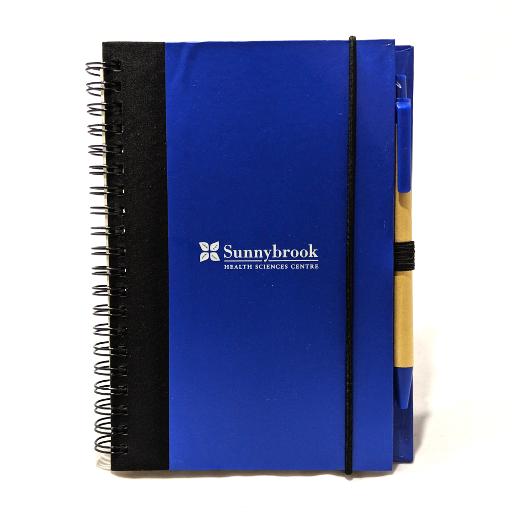 Sunnybrook Hardcover Notebook