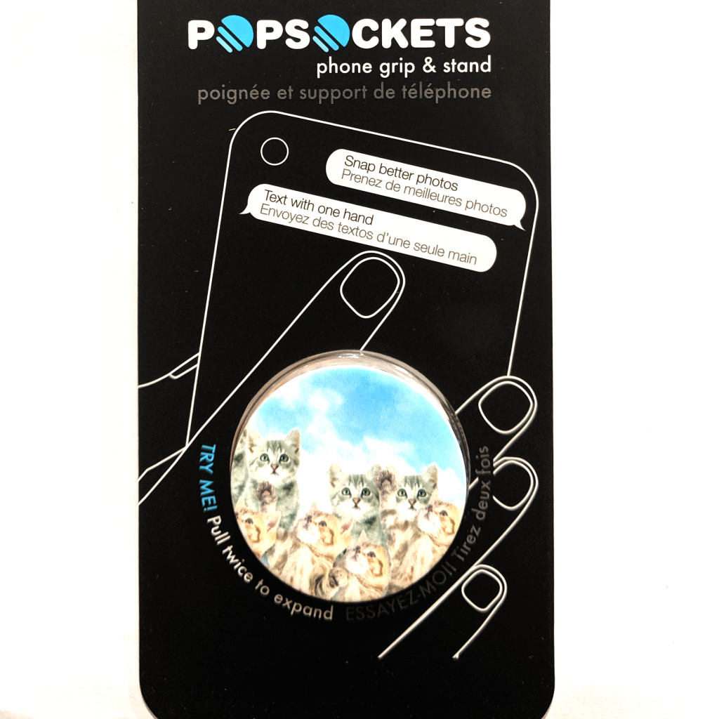 Pop Sockets: Sky Kittens