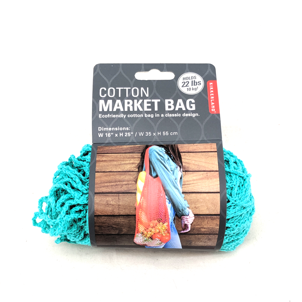 Cotton Market Bag