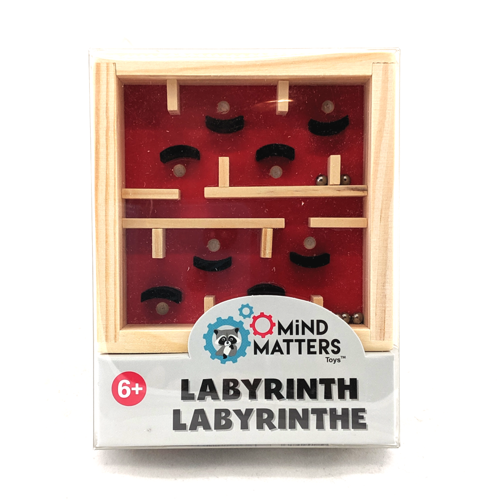 Mind Over Matter: Red Labyrinth