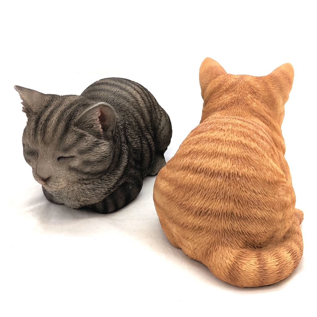 Cat Loaf Figurine