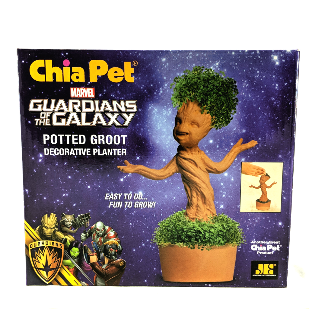 Chia Pet: Potted Groot