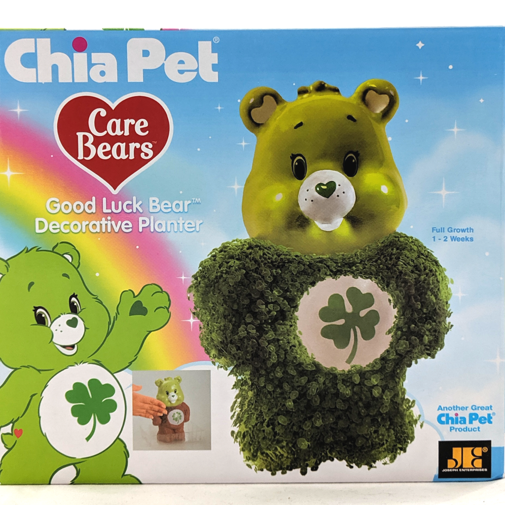 Chia Pet: Good Luck Bear (Care Bears)