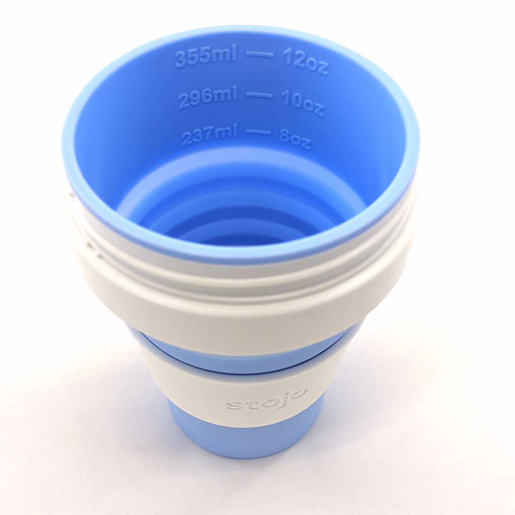 Stojo Collapsible Cup (355ml)