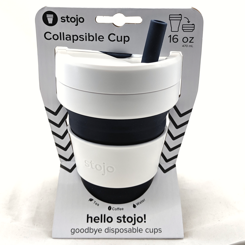 Stojo Collapsible Cup (470ml)