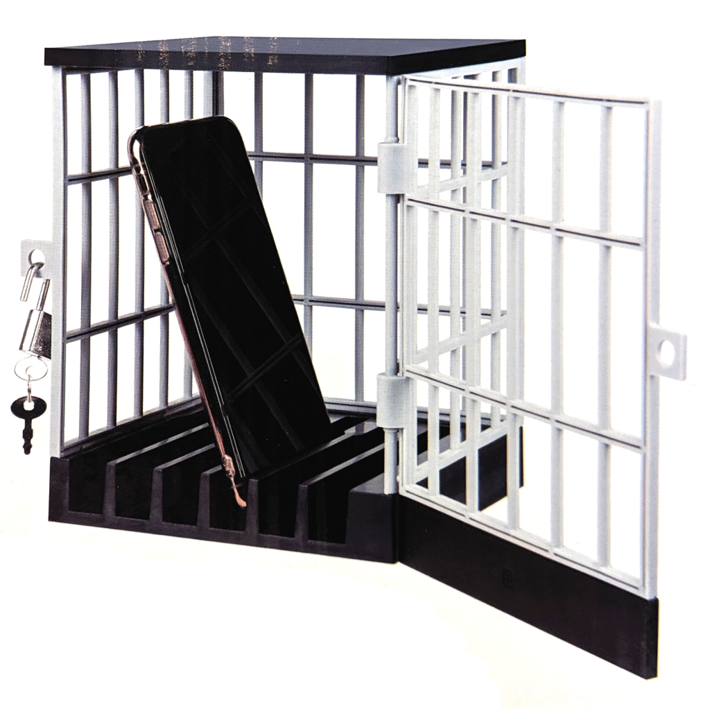 Cell Block: The Cell Phone Jail