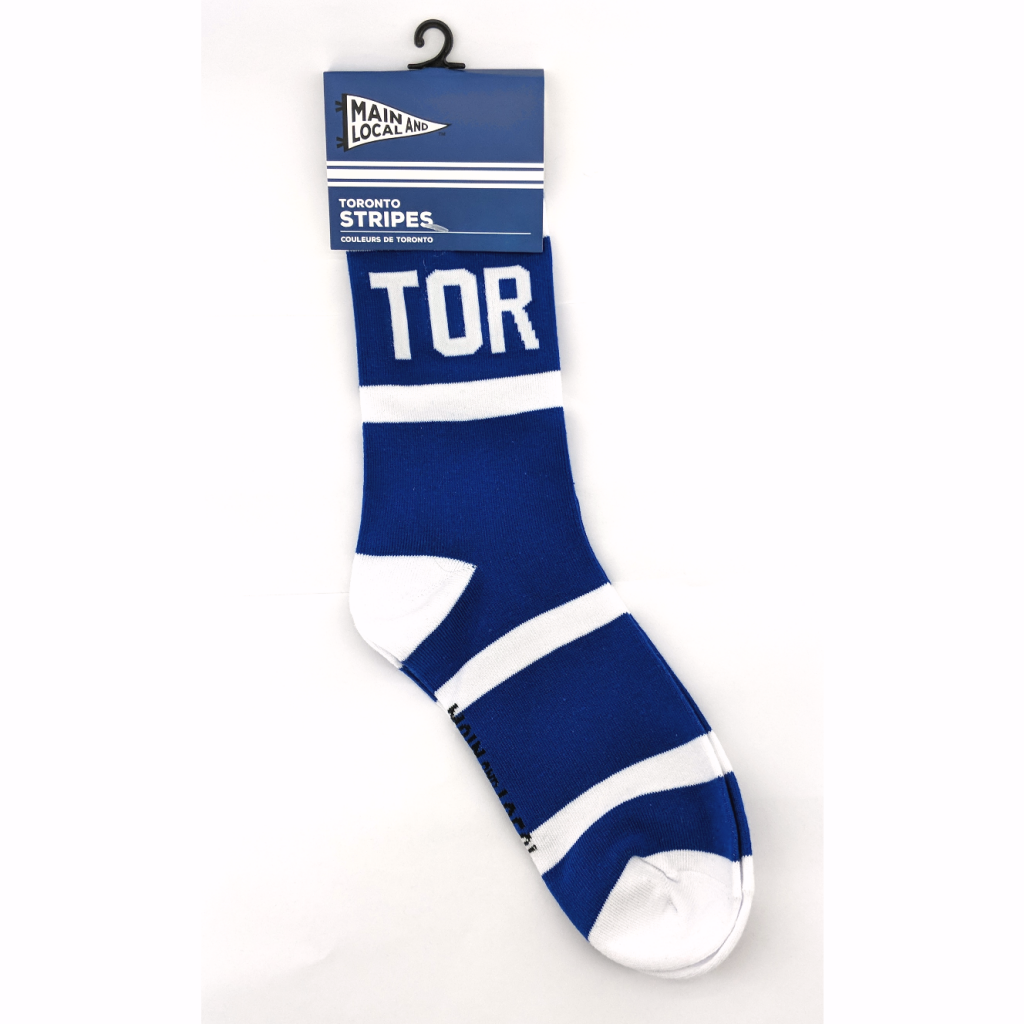 Toronto Stripes Socks