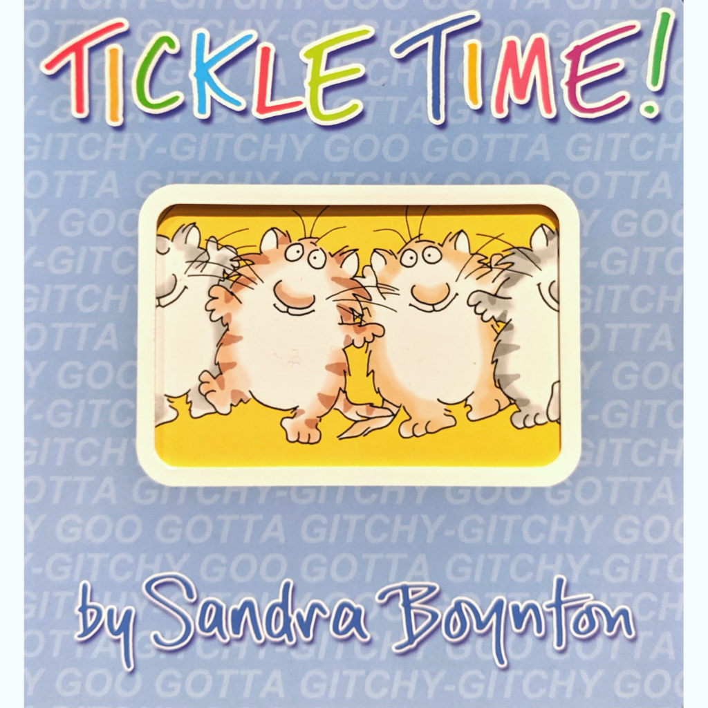 Tickle Time Board Book