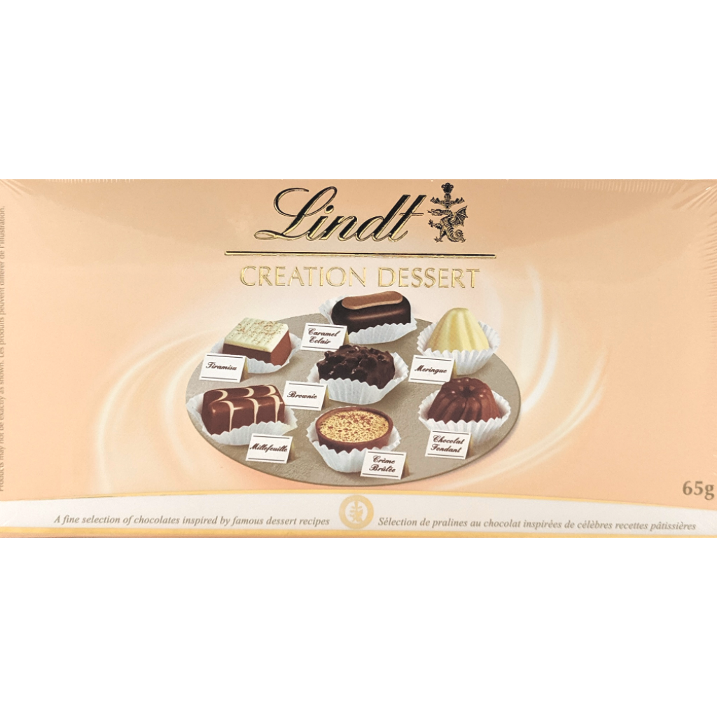 Lindt Creation Desserts (65g)