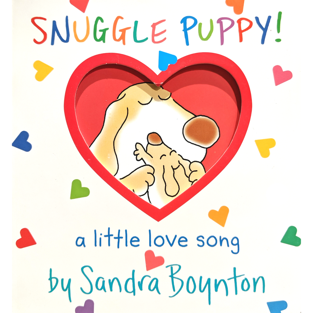 Snuggle Puppy Board Book