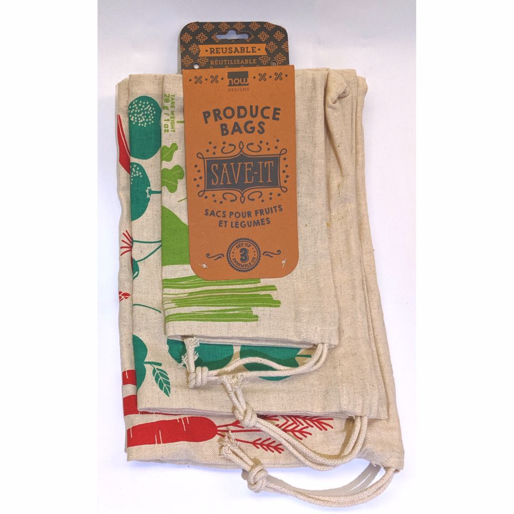 Save-It Cotton Produce Bags