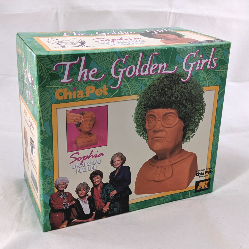 Chia Pet: Grow A Sophia (Golden Girls)