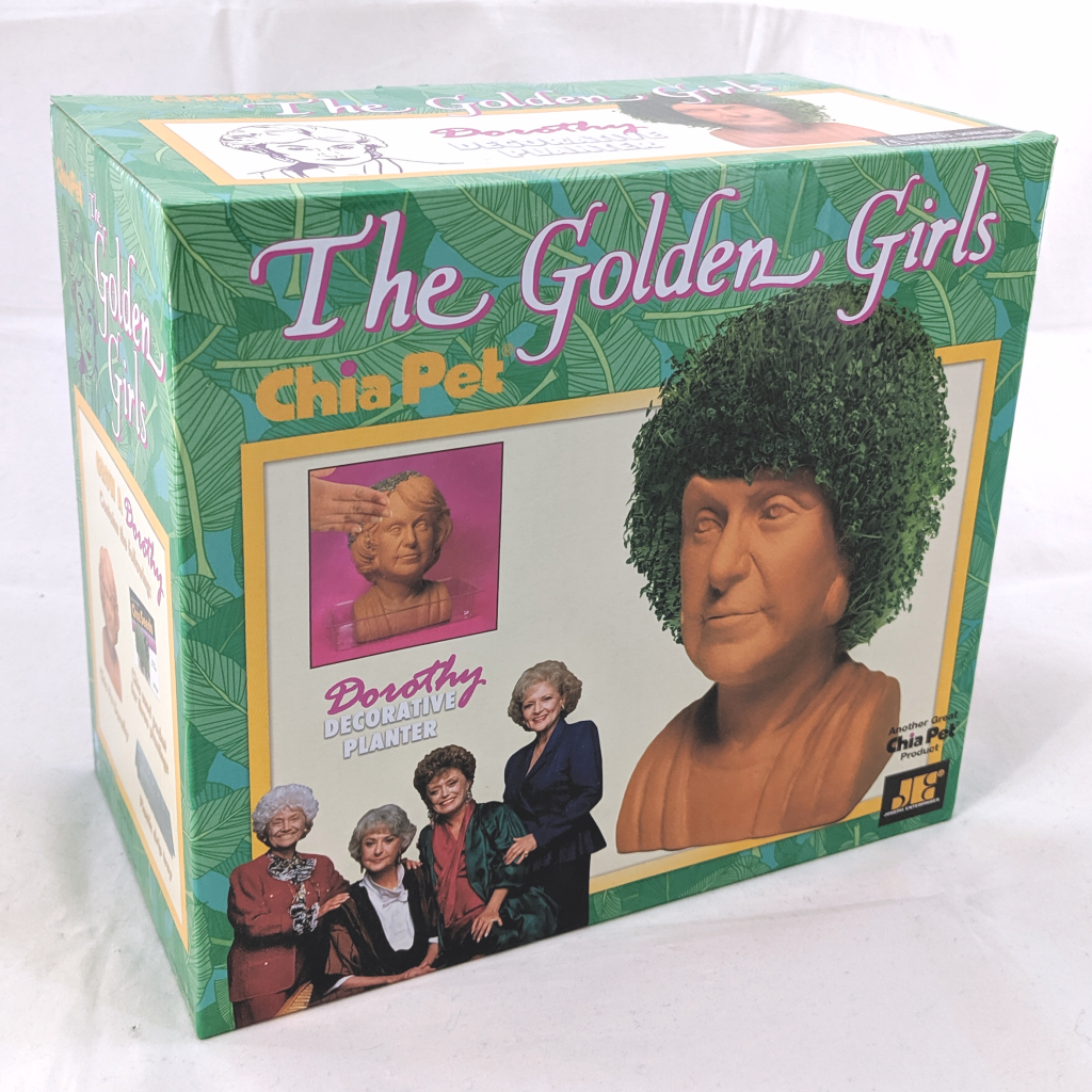 Chia Pet: Grow A Dorothy (Golden Girls)