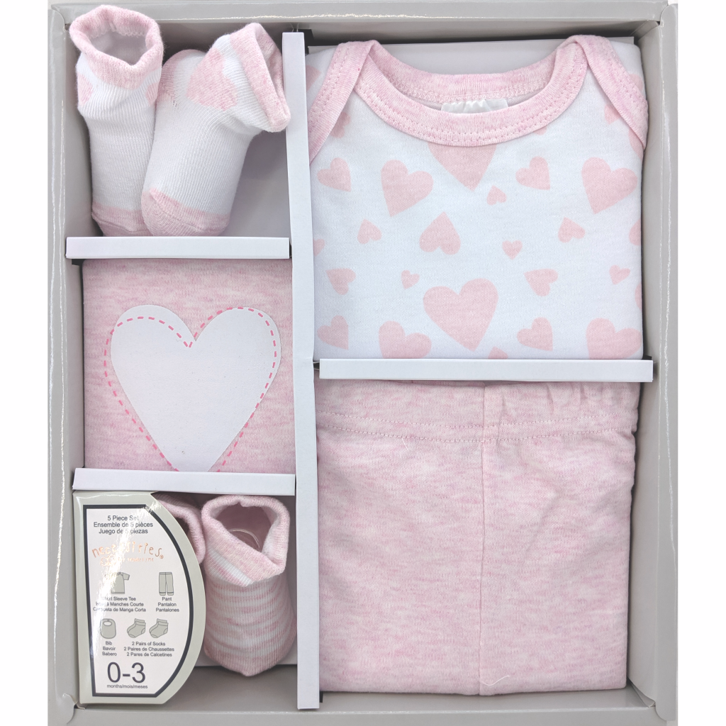 5-Piece Baby Gift Set