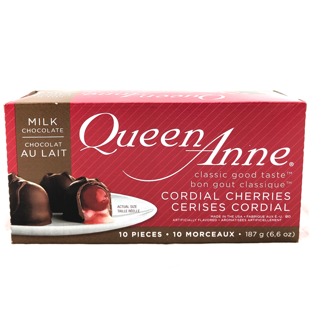 Queen Anne Cherry Cordials