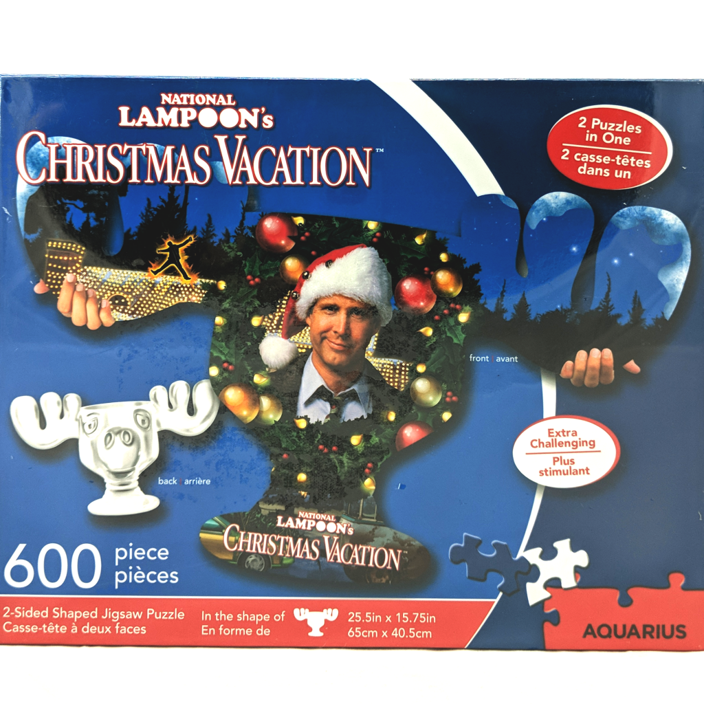Christmas Vacation Puzzle