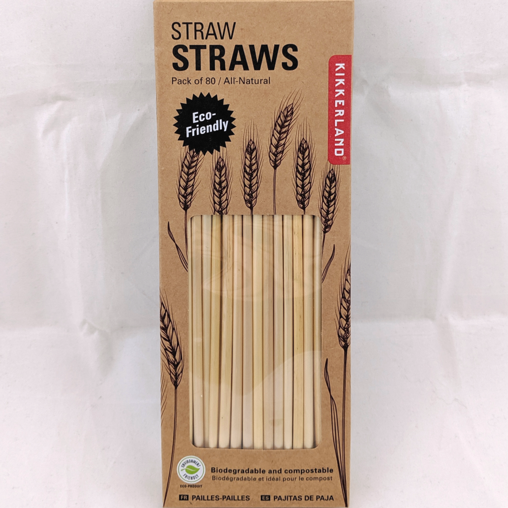 Straw Straws (80 pack)