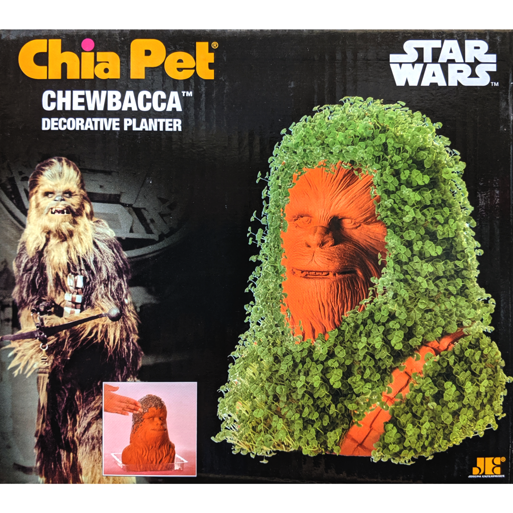 Chia Pet: Chewbacca