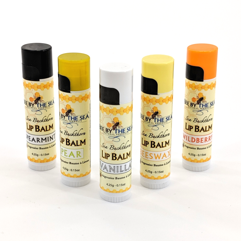 Bee by the Sea Lip Balm (4.25g)