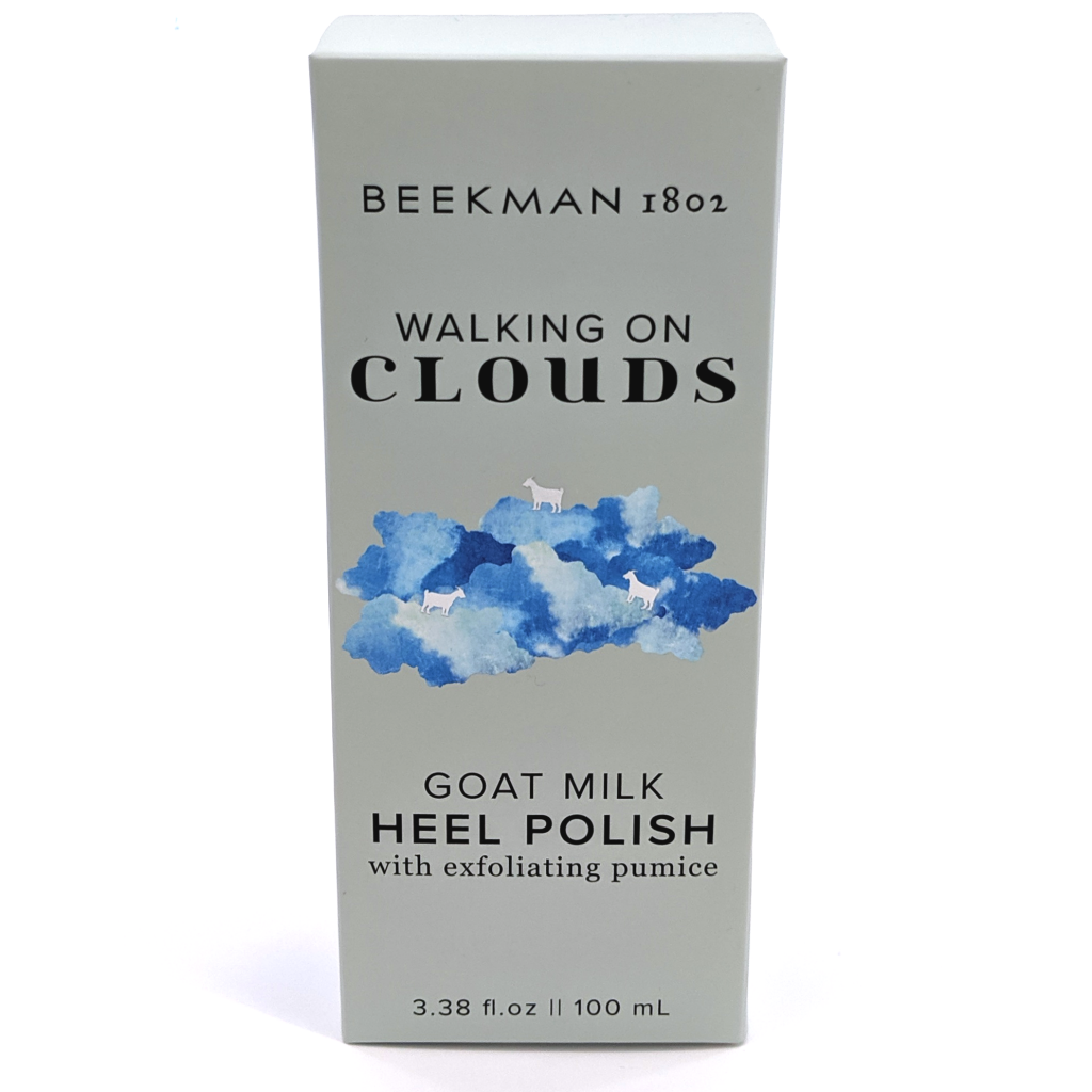 Beekman 1802 Goat Milk Heel Polish (100ml)