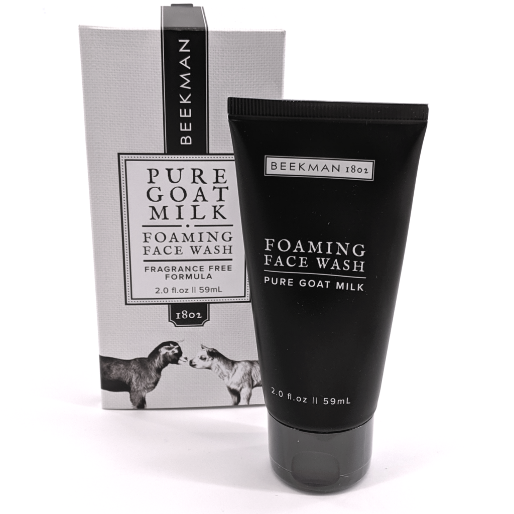 Beekman 1802 Pure Goat Milk Foaming Face Wash (59ml)