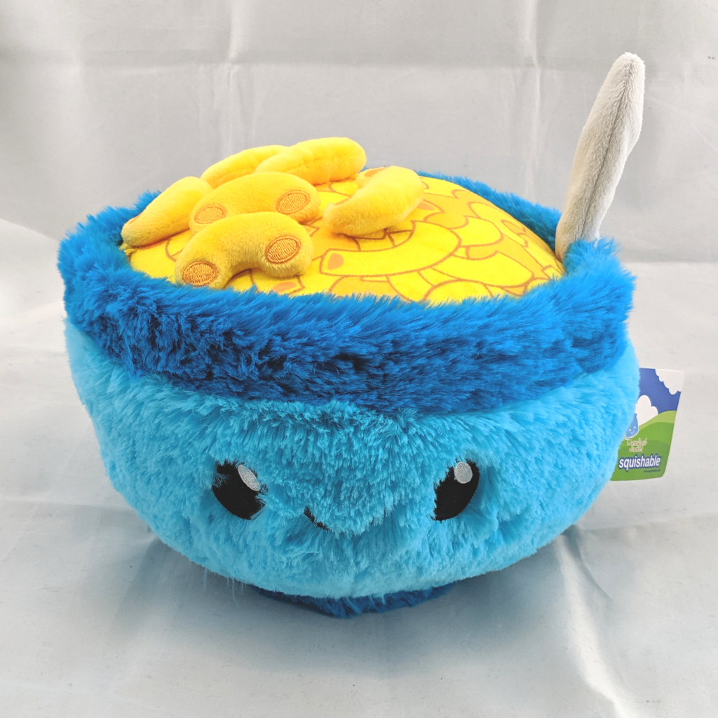 Mac'n'Cheese Squishable Plush