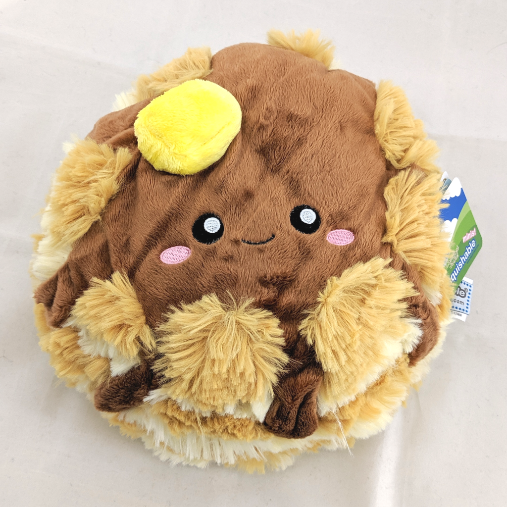 Stack of Pancakes Squishable Plush