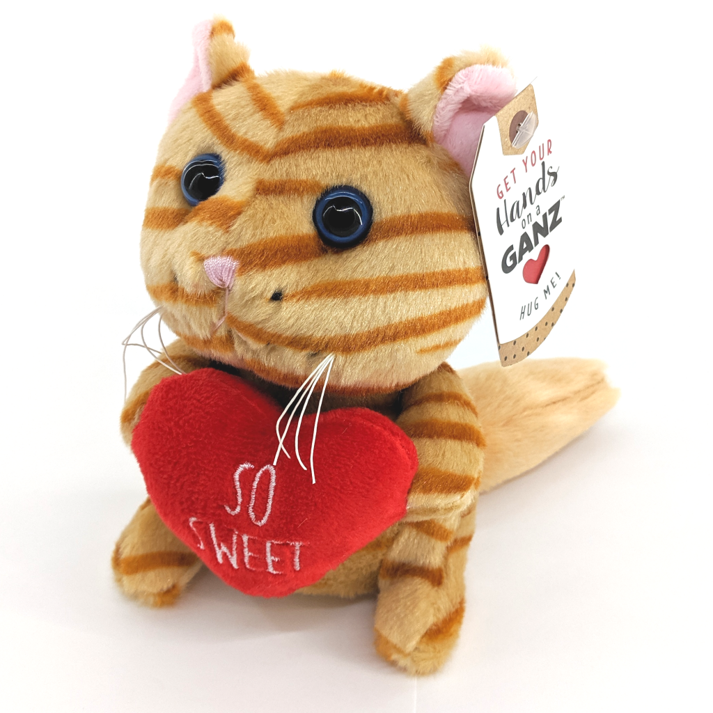 So Sweet Kitten Plush