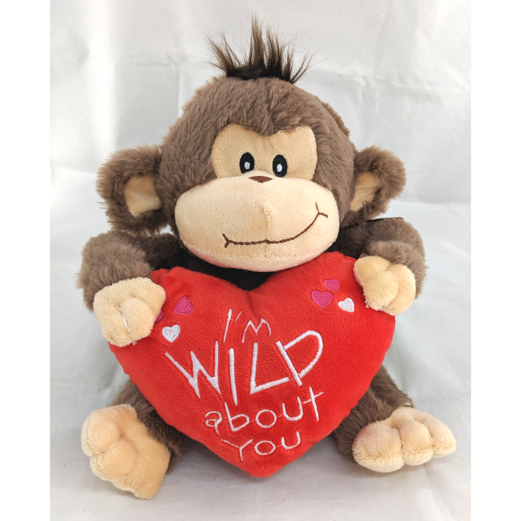 I'm Wild About You Monkey
