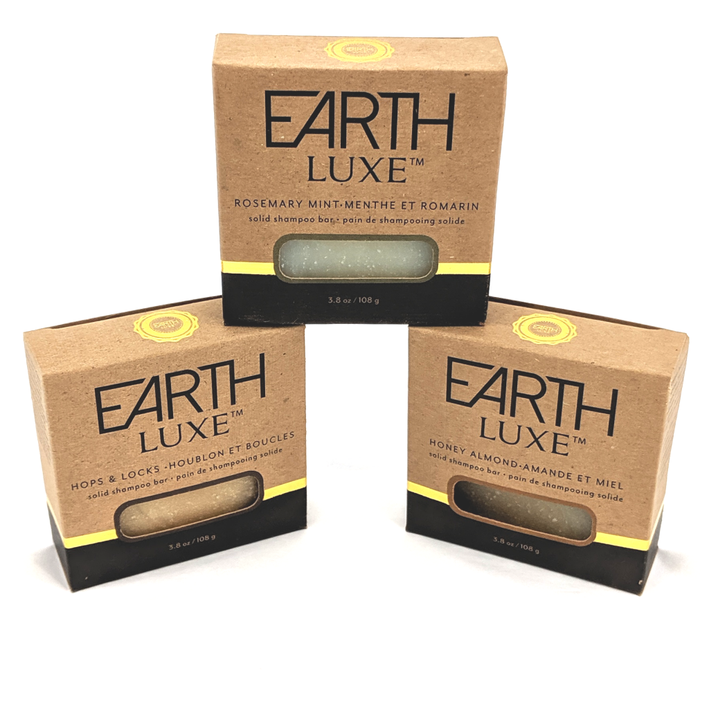 Earth Luxe Solid Shampoo Bar (108g)