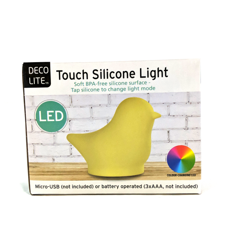 Touch Silicone Light