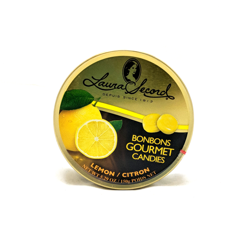 Laura Secord Lemon Bonbons