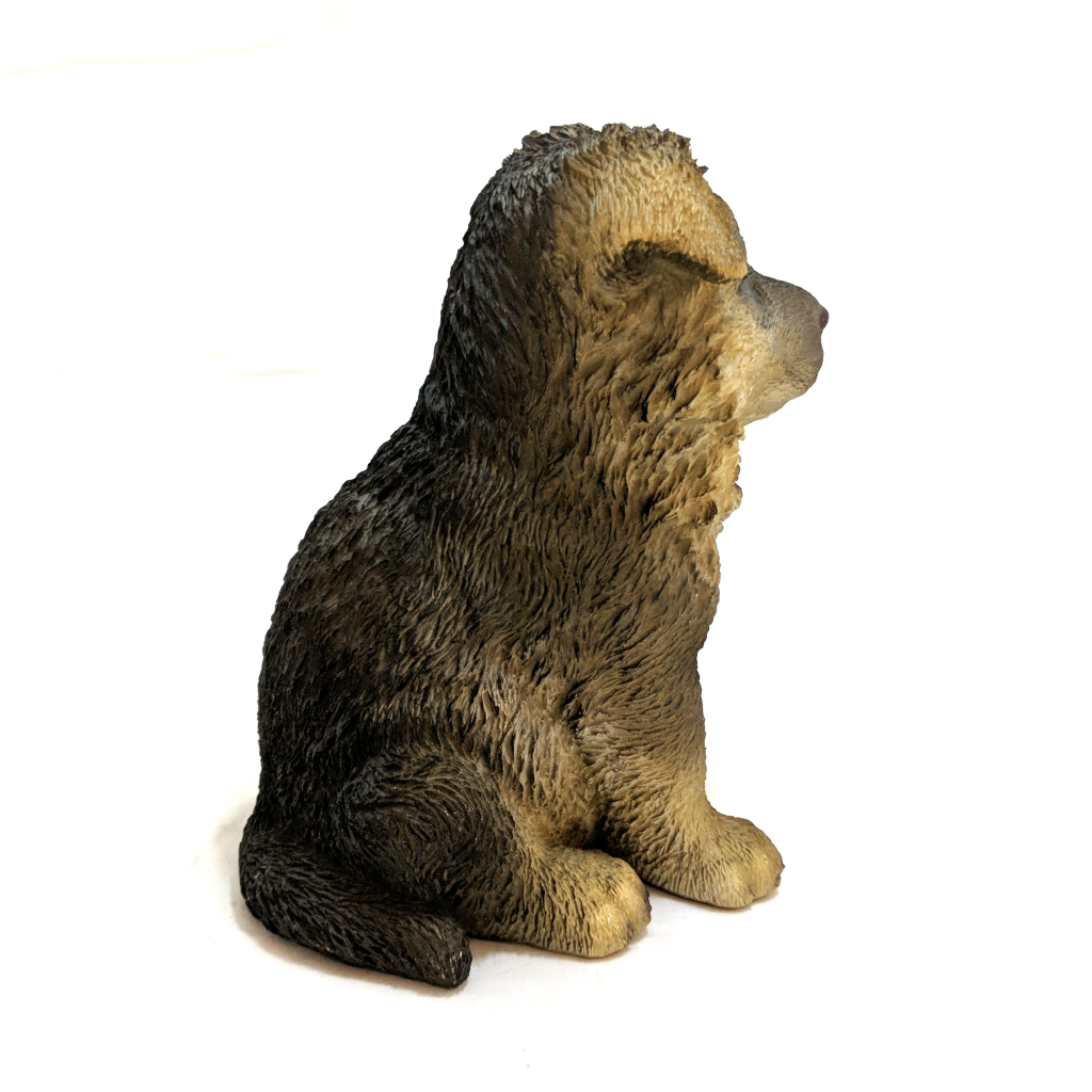 Animal World Puppy Figurines