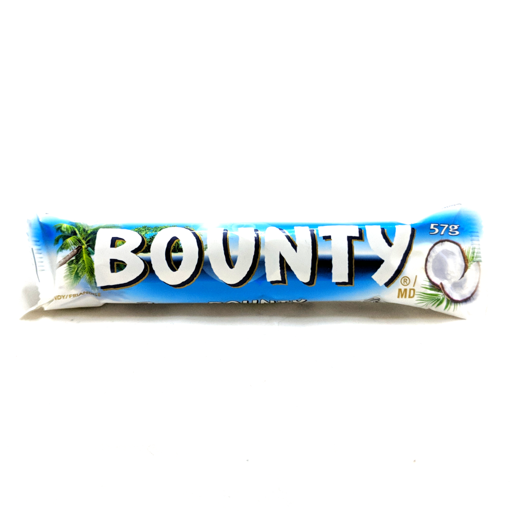 Bounty Coconut & Milk Chocolate (57g)