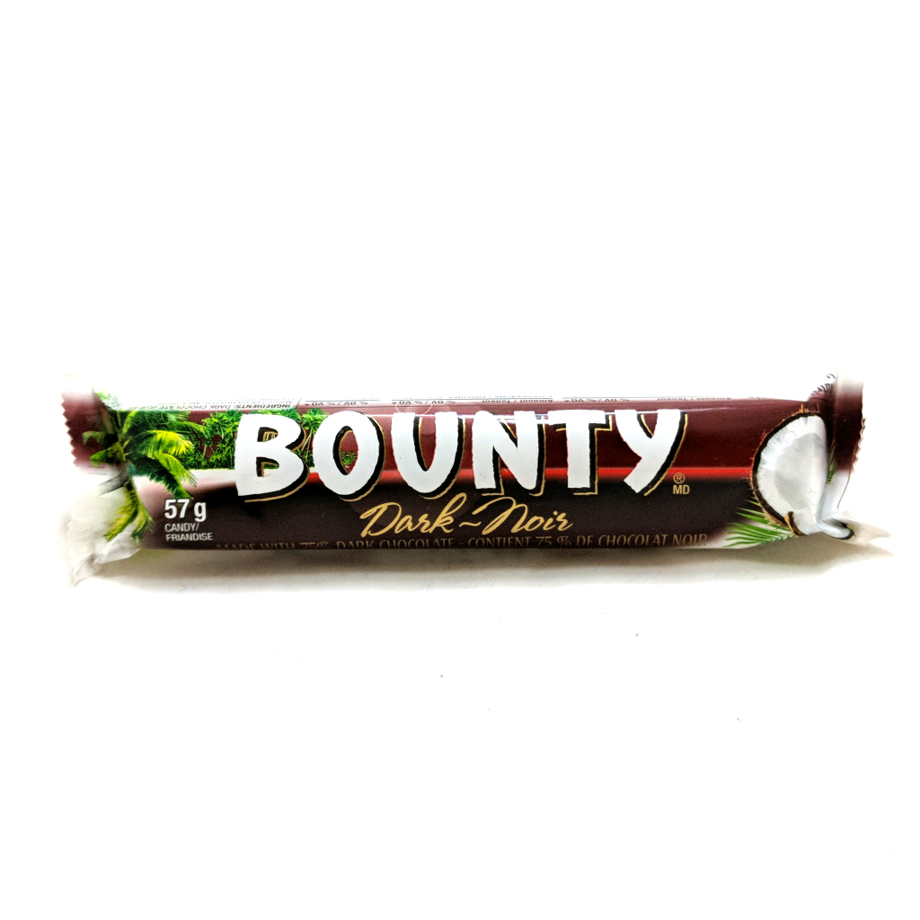 Bounty Coconut & Dark Chocolate (57g)