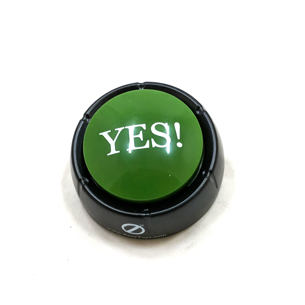 """Yes"" Button"