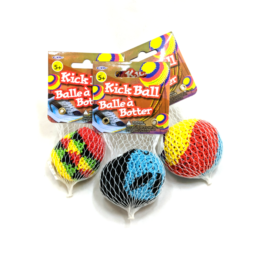 Knit Kick Ball