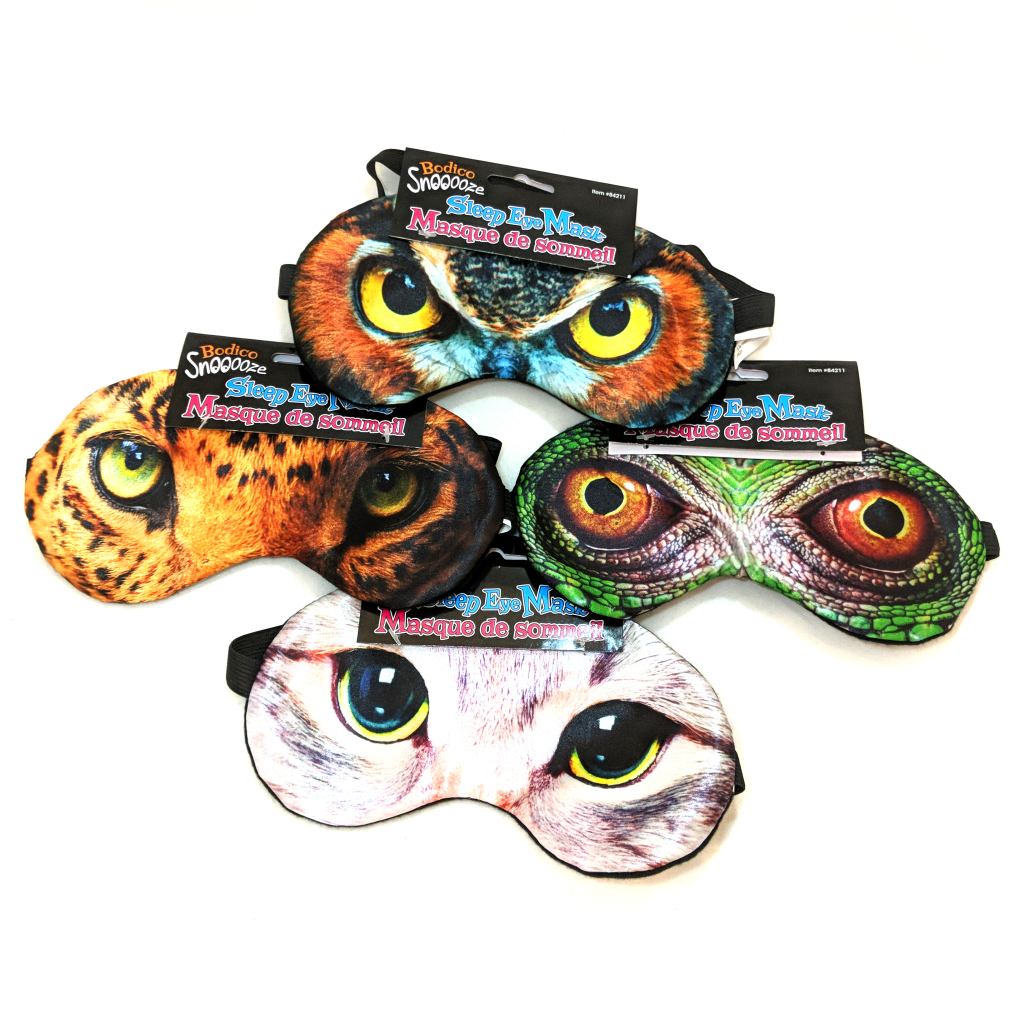 Animal Eye Sleep Masks
