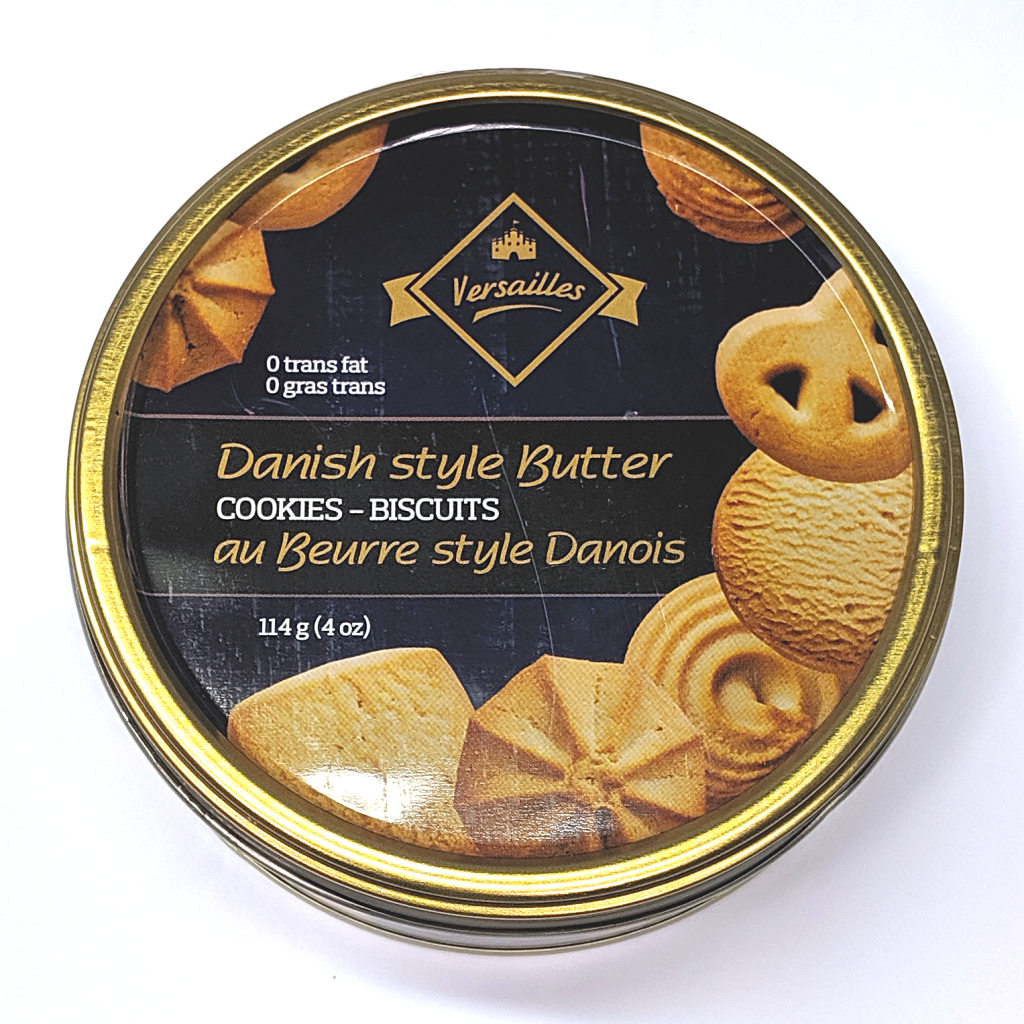 Danish Butter Cookies (114g)