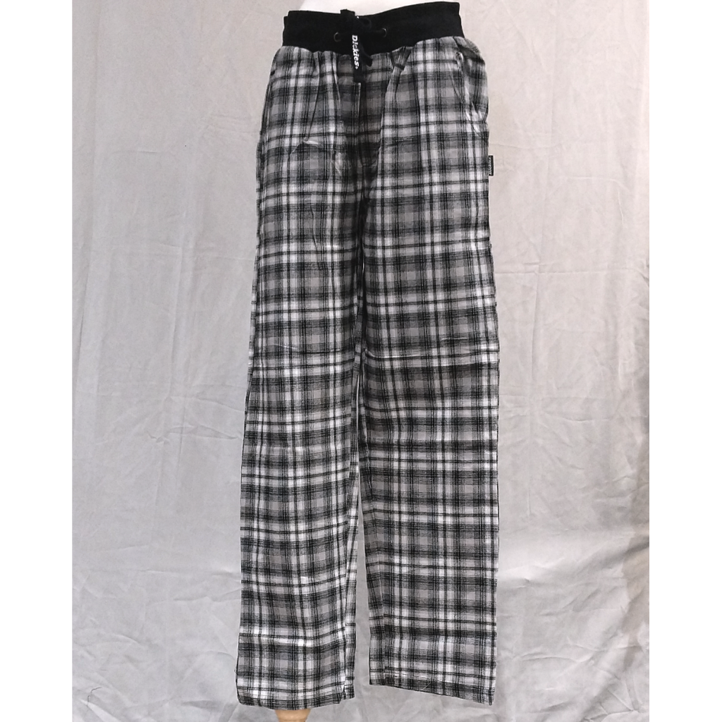 Men's Cotton Pajama Pants (Assorted Plaids)