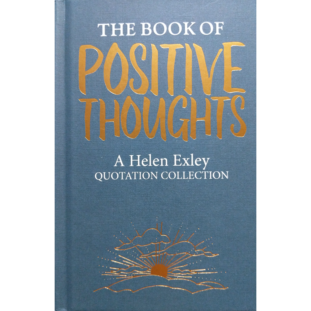 The Book of Positive Thoughts (Helen Exley)