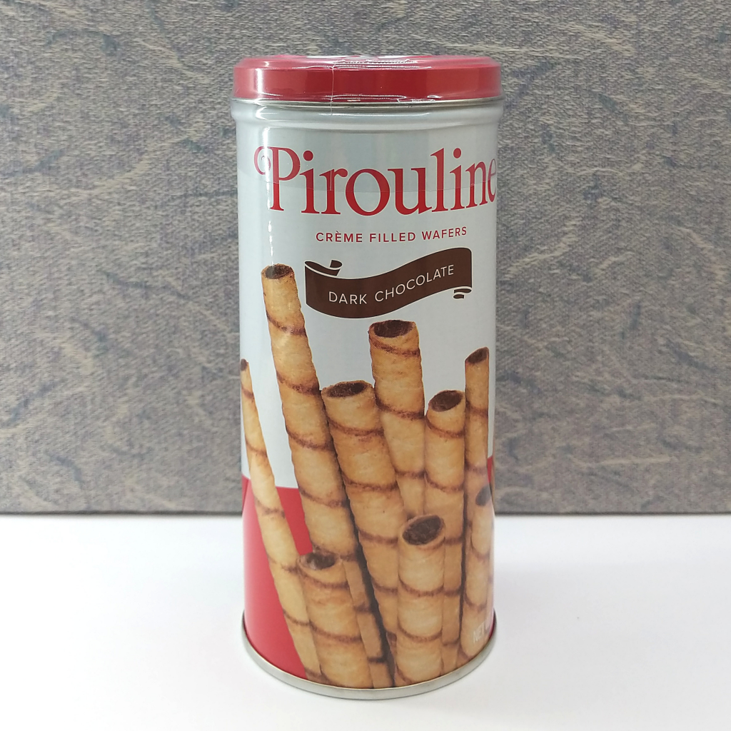 Pirouline Dark Chocolate Crème-Filled Wafers (92g)