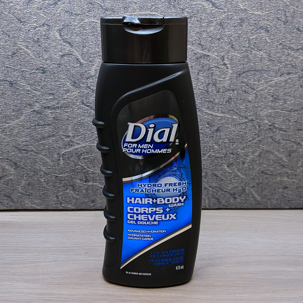 Dial Hair & Body Wash (Men) 473ml